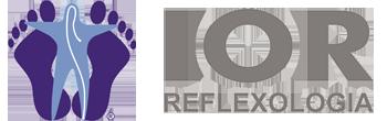 Logotipo IOR Reflexologia